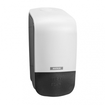 Диспенсер Katrin Inclusive Soap Dispenser 500ml - White 90205 фото