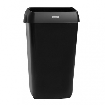 Корзина Katrin Waste Bin With Lid 25 Litre - Black 92261
