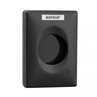 Диспенсер Katrin Hygiene Bag Holder Dispenser - Black 92247 фото