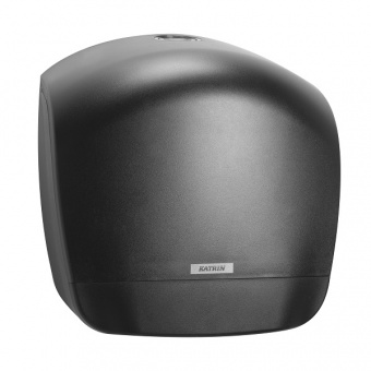 Диспенсер Katrin Inclusive Gigant Toilet L Dispenser - Black 92162 фото